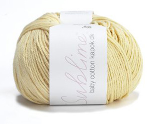 Click to see Sublime Baby Cotton Kapok DK