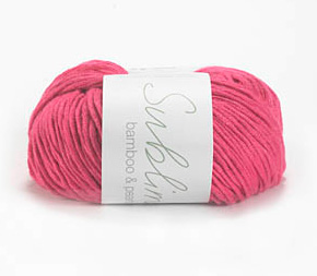 Click to see Sublime Bamboo & Pearls DK