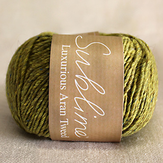 Click to see Sublime Luxurious Aran Tweed