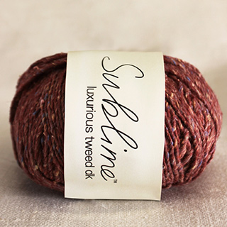 Click to see Sublime Luxurious Tweed DK